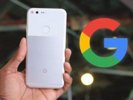 Смартфоны от Google